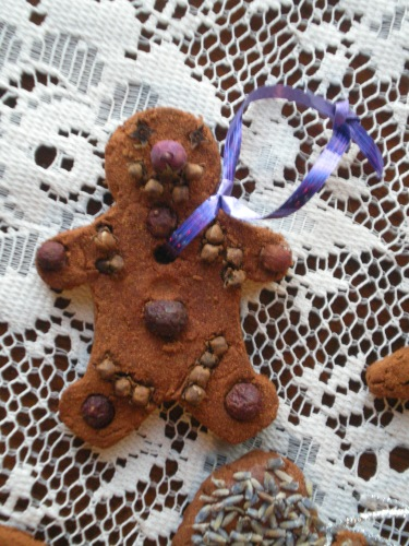 Herbie gingerbread person
