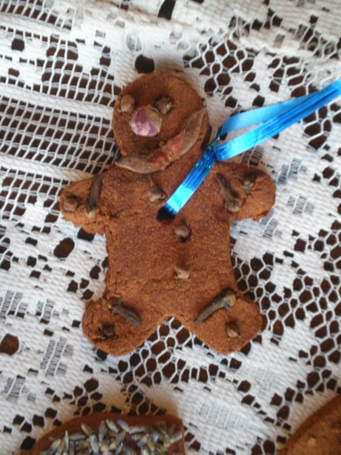 Herbie gingerbread person