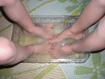 Foot Soaks