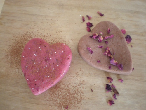 Valentine Play Dough