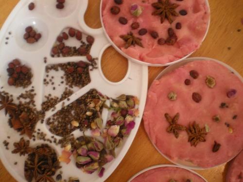 herbal mandala