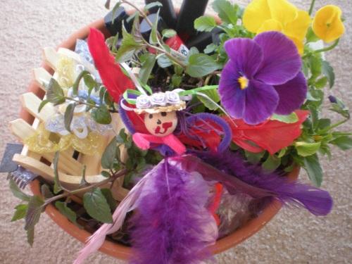 MYO Fairy Garden
