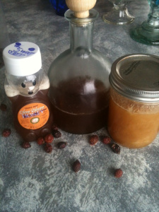 herbal liquid sweetener